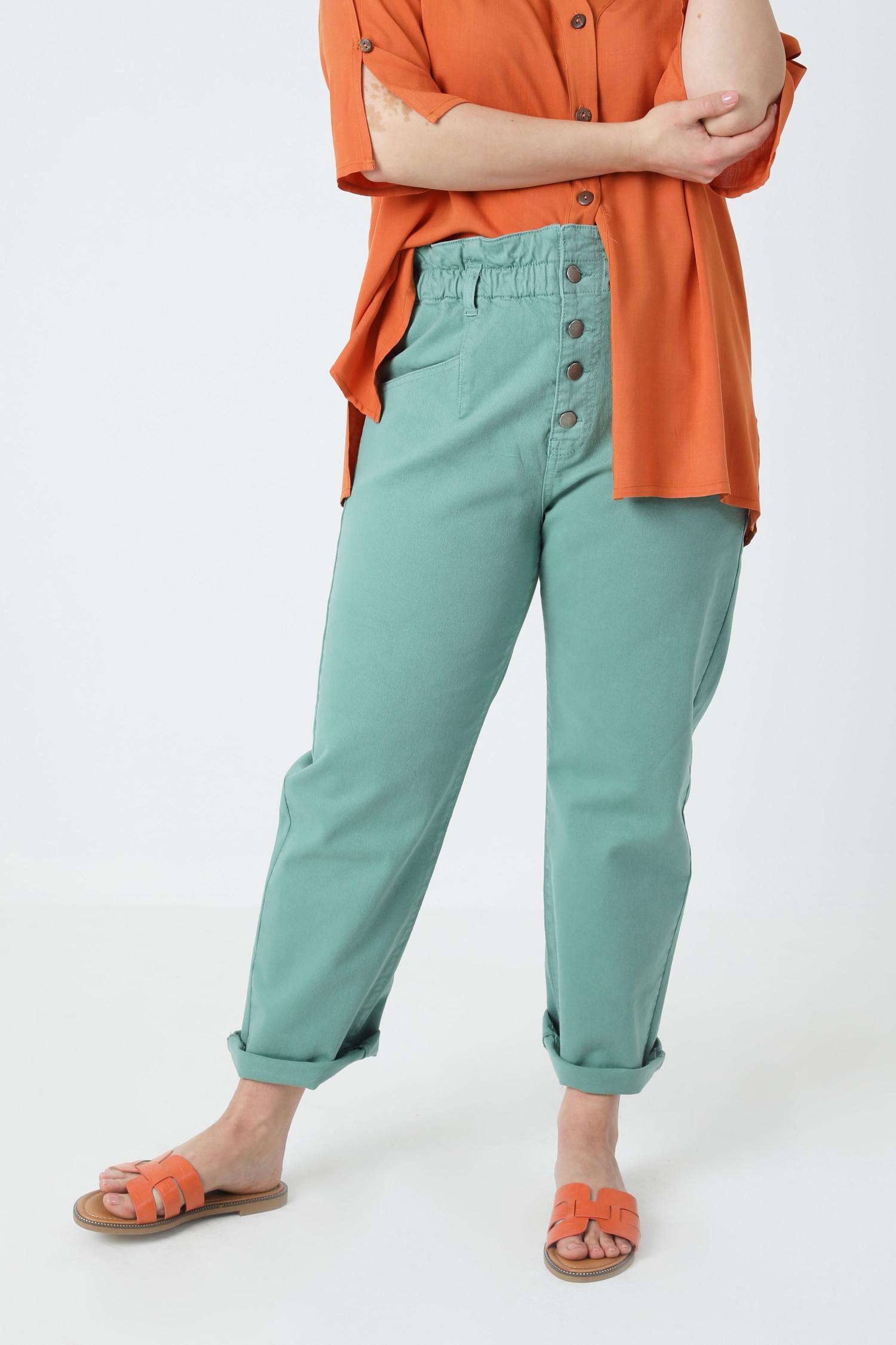 Colored organic cotton pants (shipping April 20/25)
