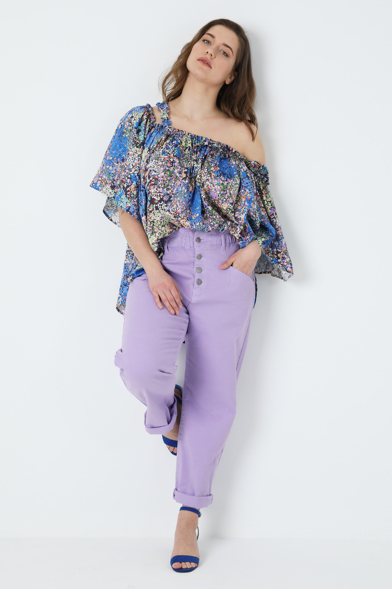 Colored organic cotton pants (shipping April 20/25)