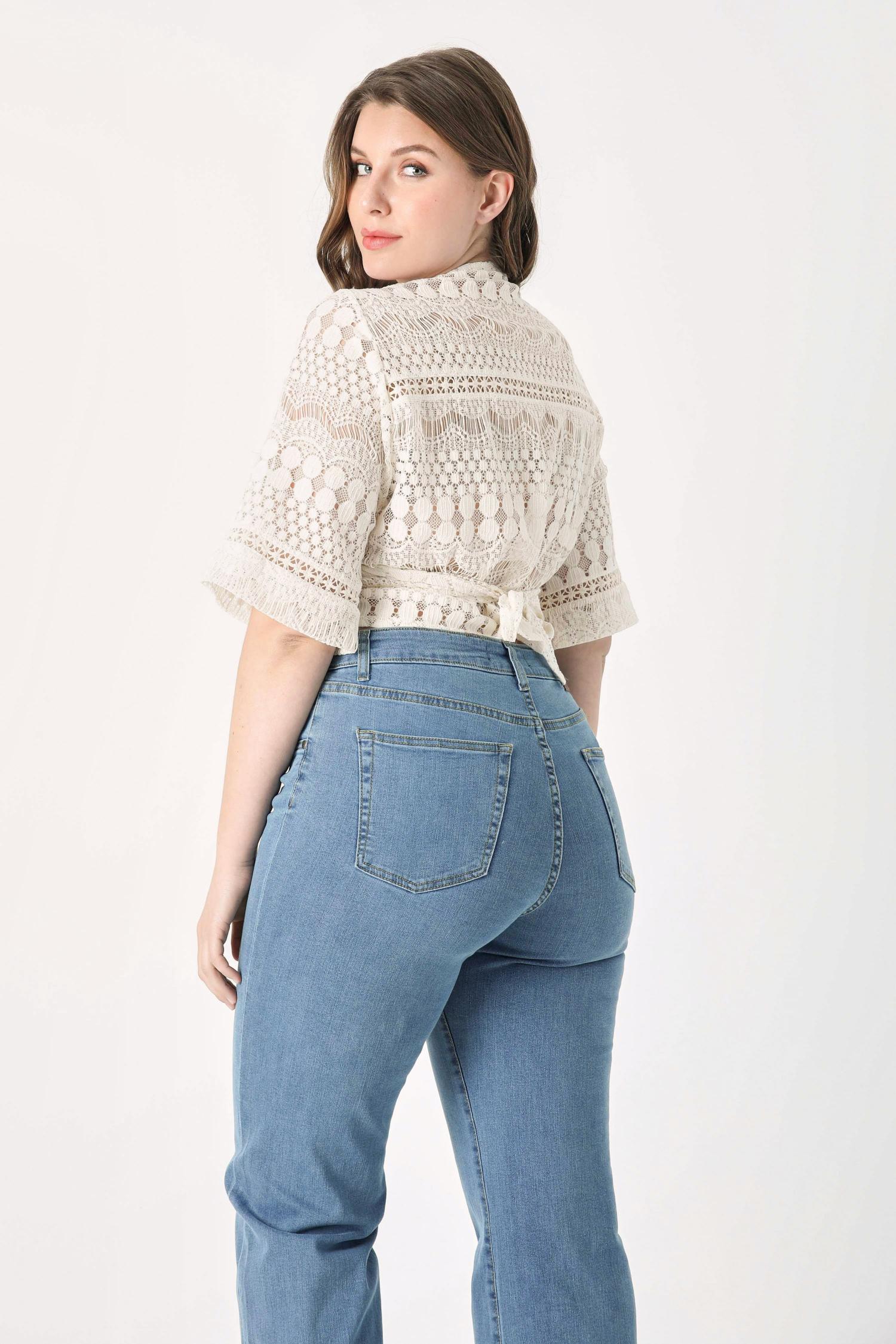 Short lace bolero (shipping April 10/15)