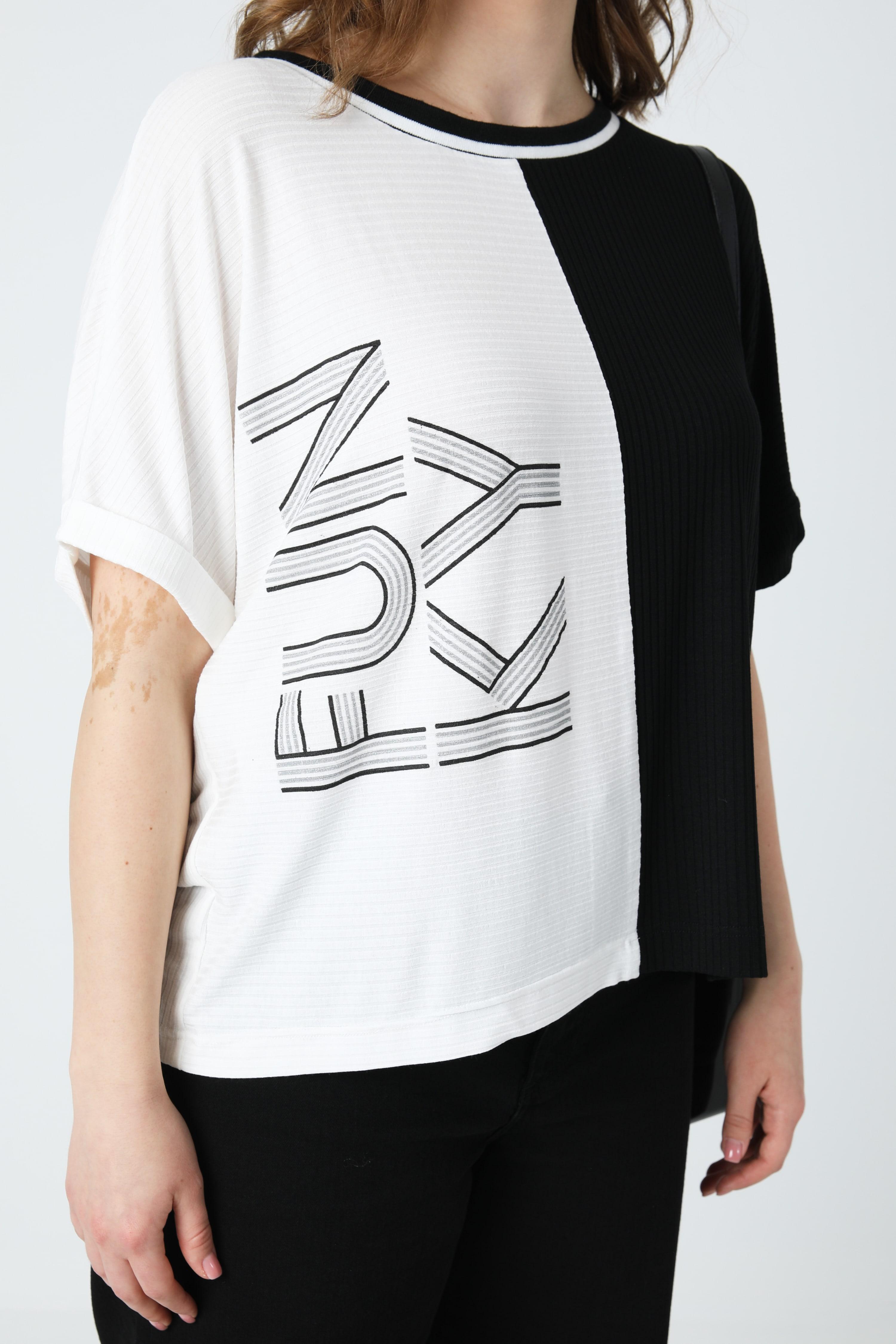 Screen-printed mesh t-shirt (Shipping 5/10 April)