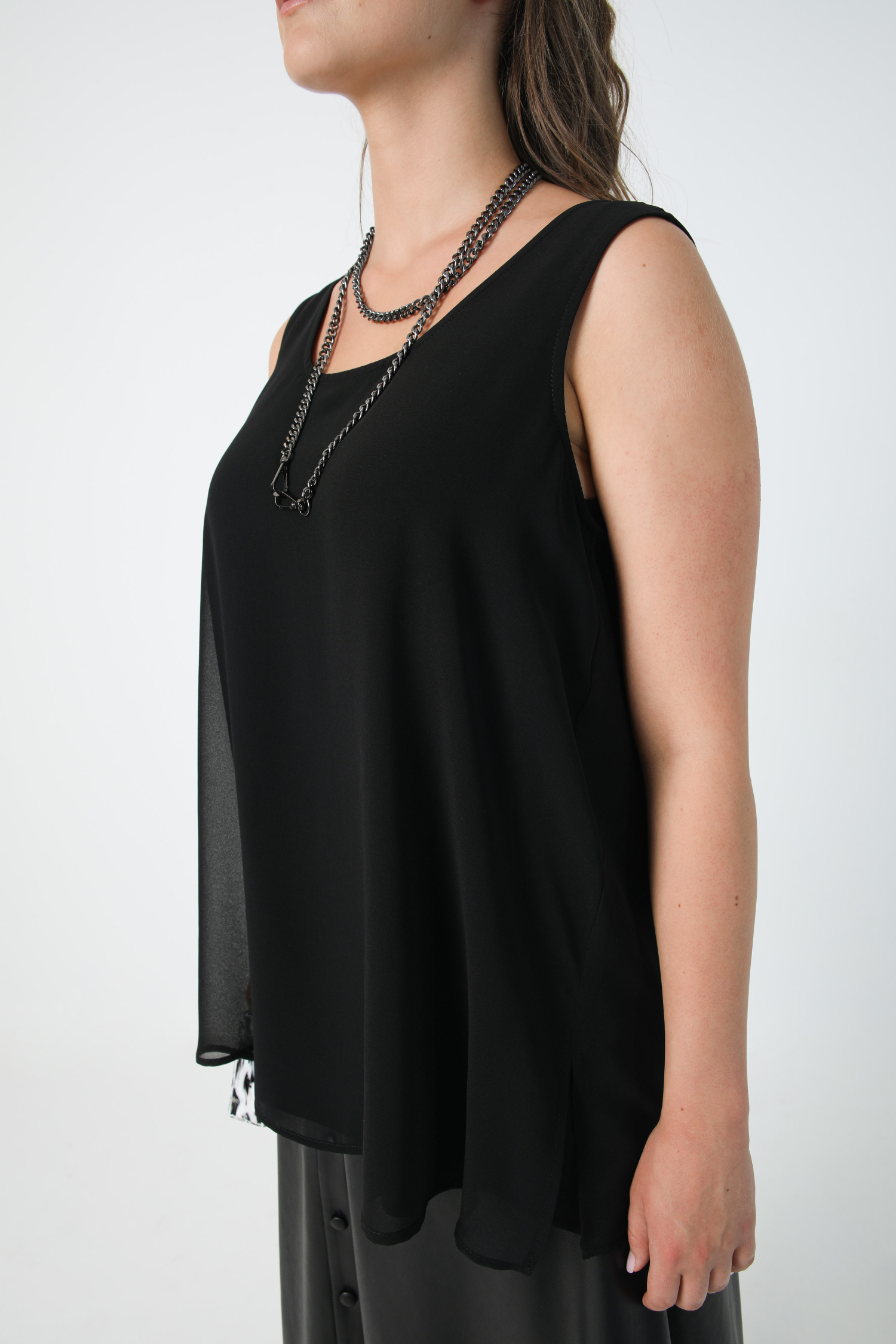 Double veil tank top (expedition 10/15 May)