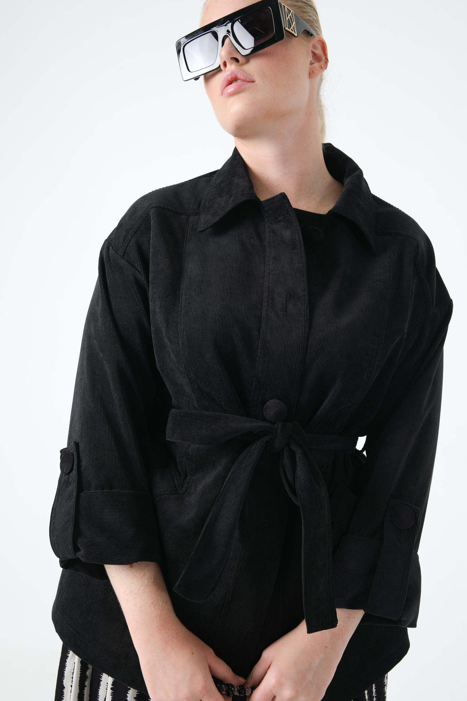 Corduroy jacket