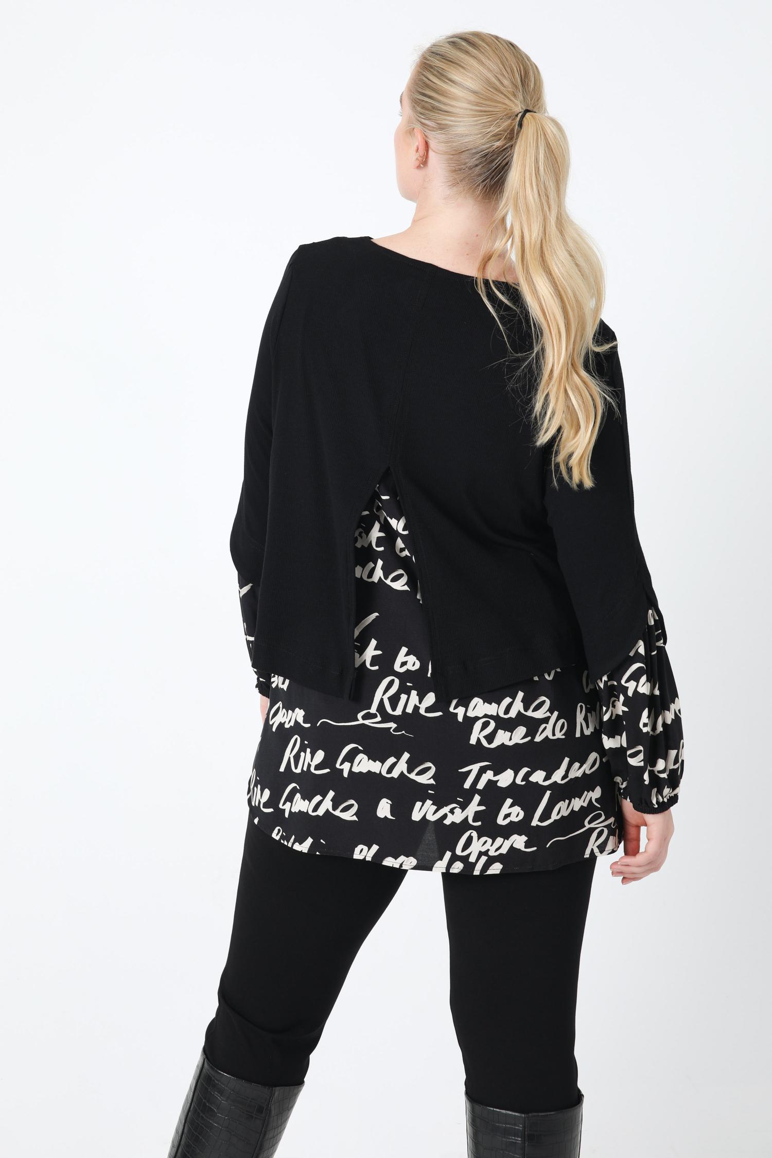 T-shirt en cote et satin imprimé tissu oeko-tex