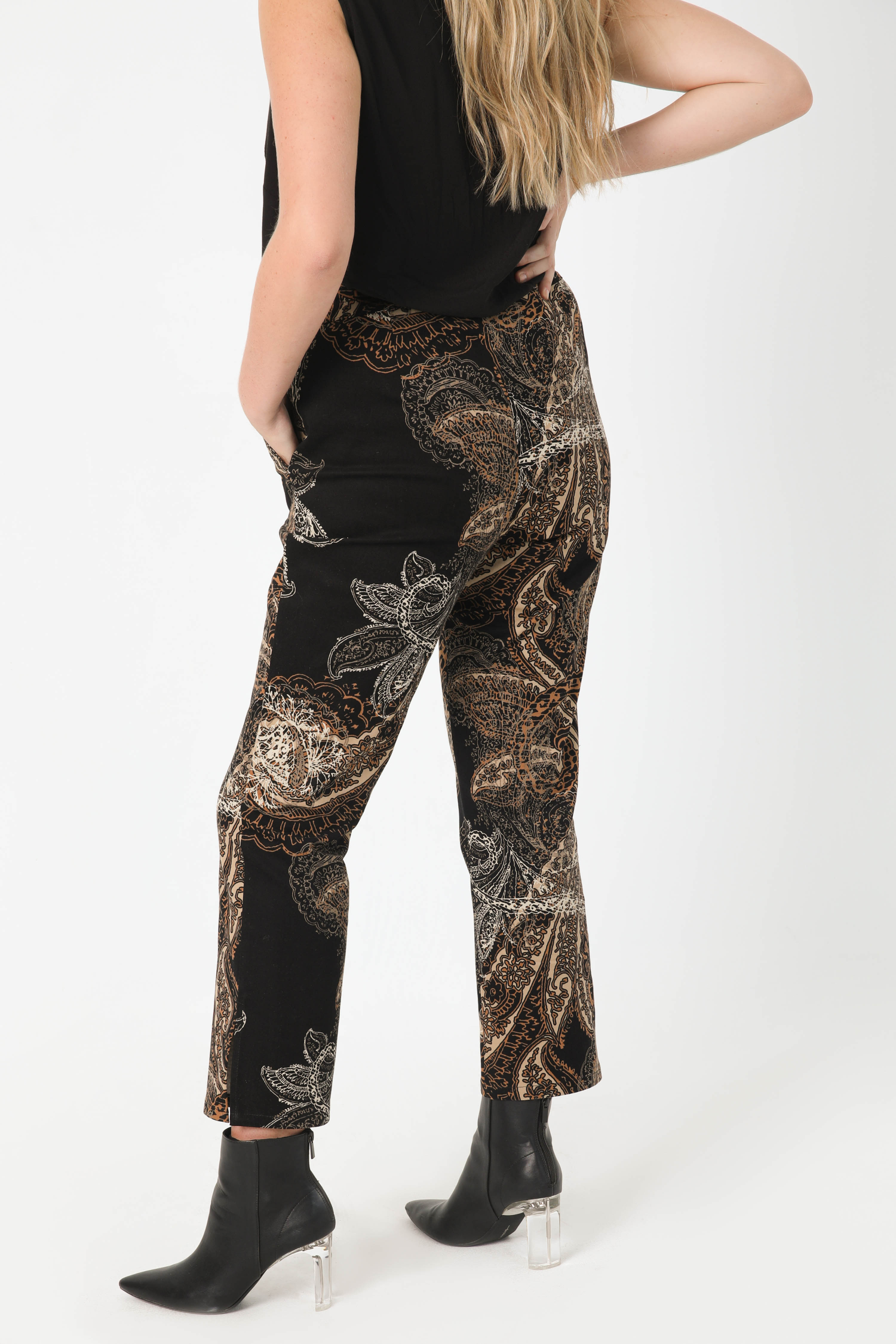 corduroy pants printed with oeko-tex fabric (shipping October 25/30)