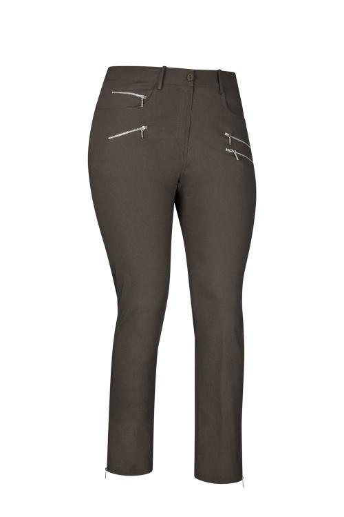 Jean stretch zippé