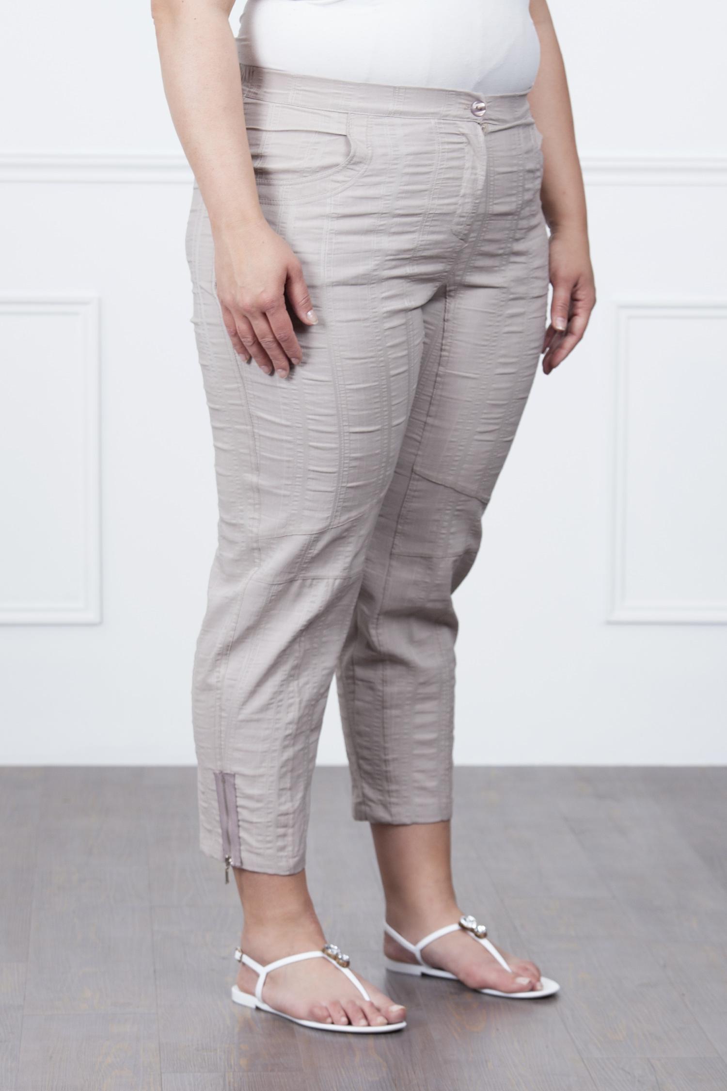 Pantalon pereni-Taupe