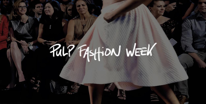 Image de la Pulp Fashion Week